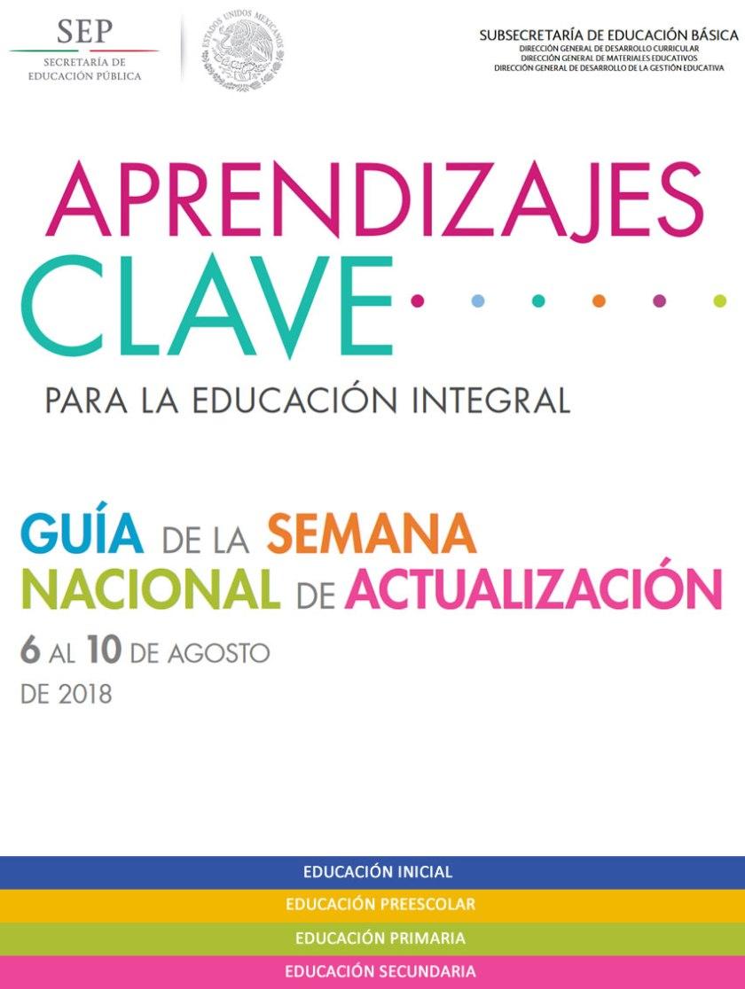 Aprendizajes Clave - Actualización